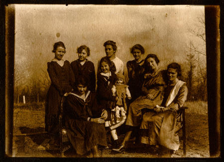 And doll makes eight